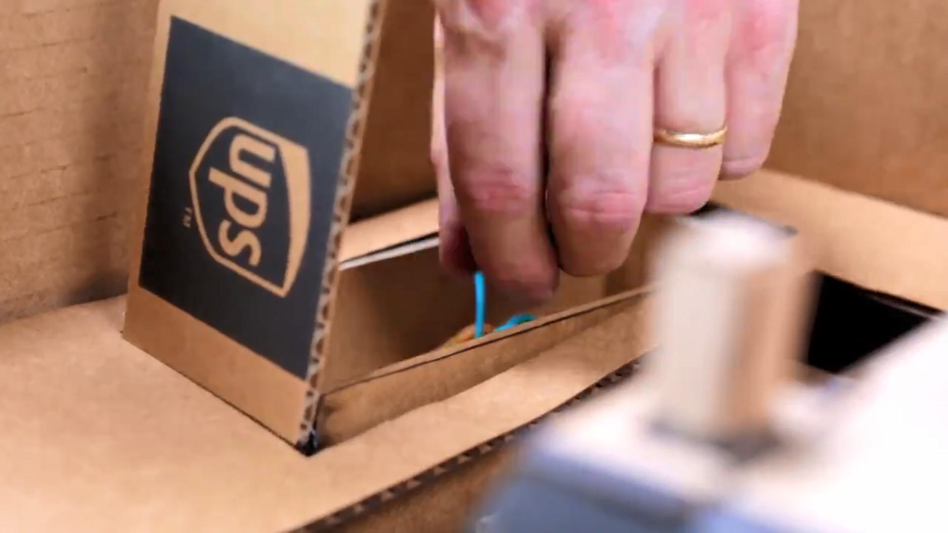 Nintendo Labo UPS