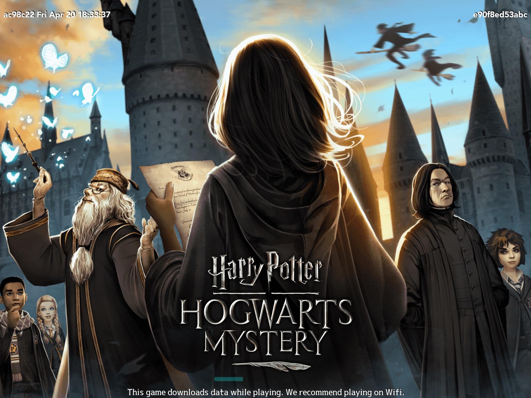 Harry Potter: Hogwarts Mystery recenze