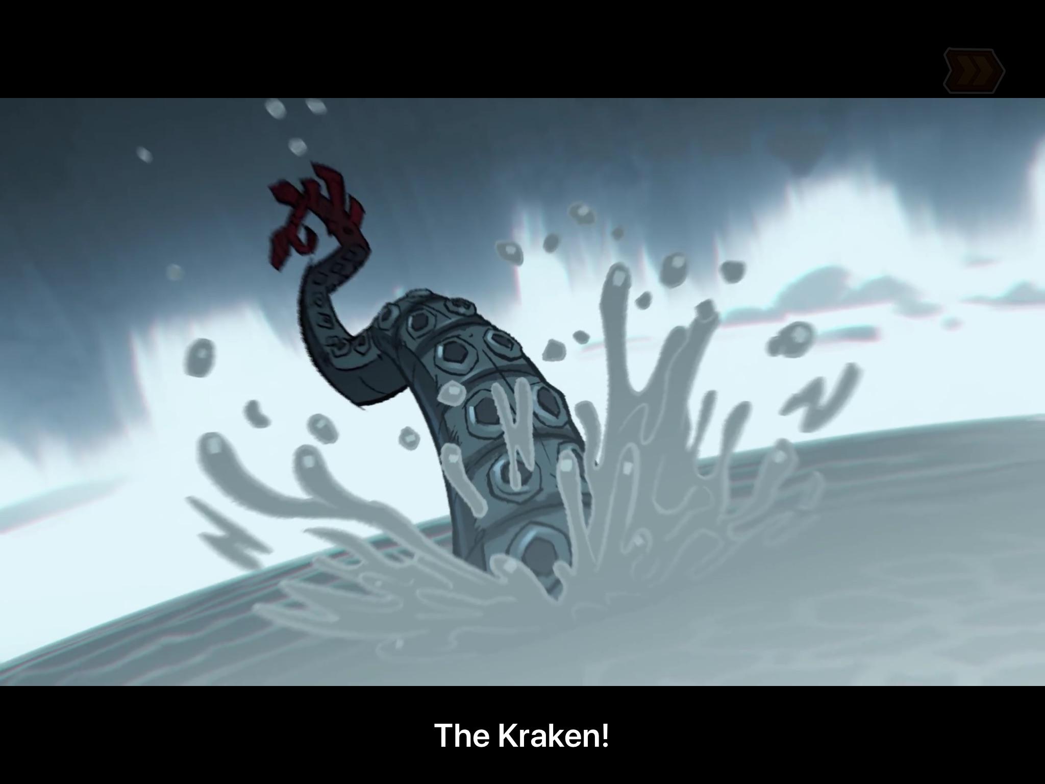 Oddmar a Kraken