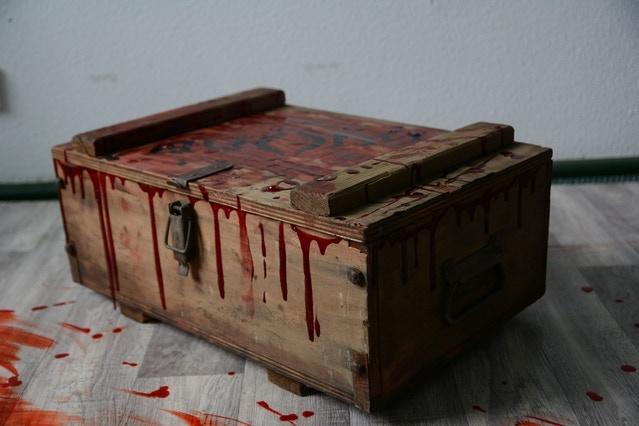 Agony mystery box soutěž