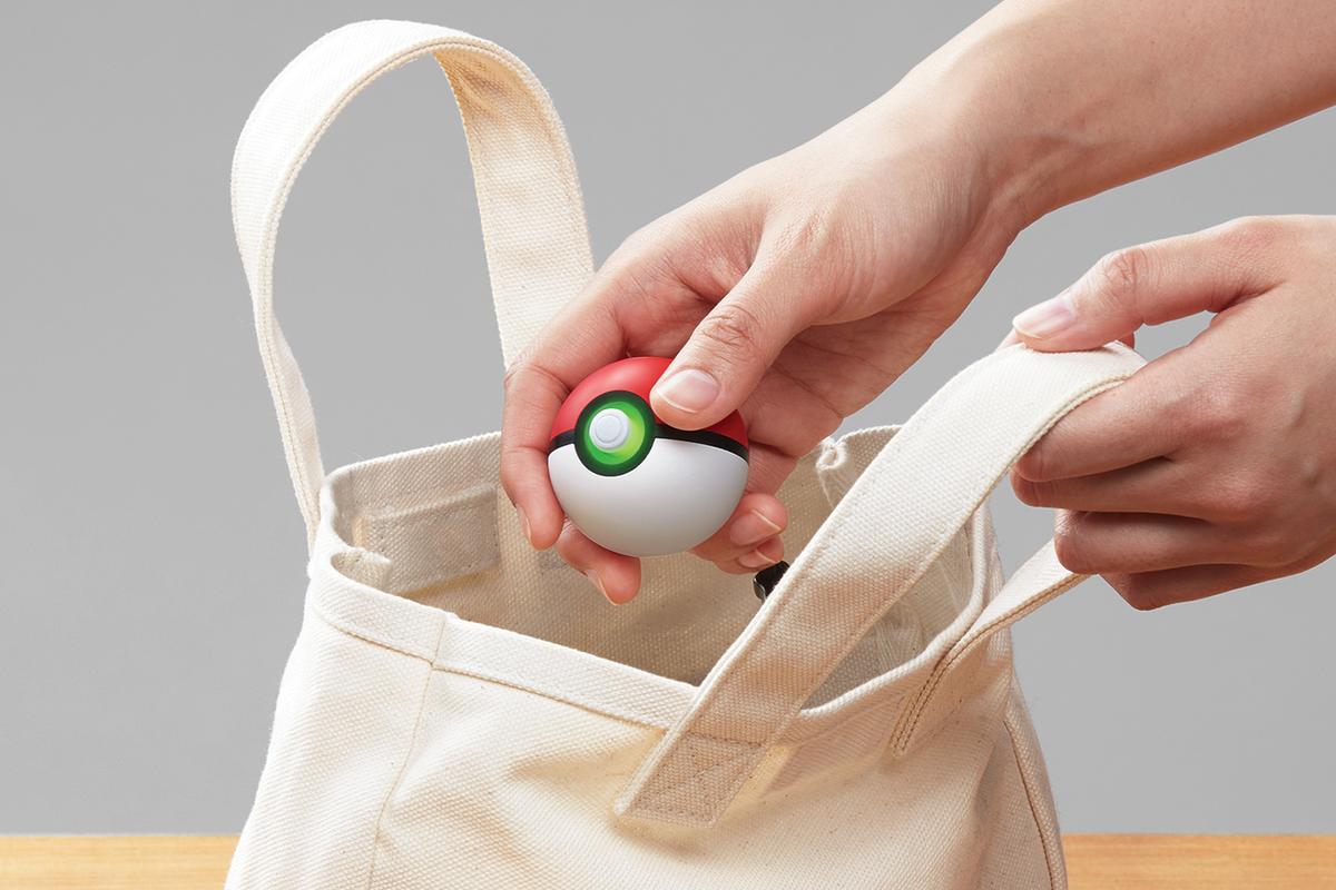 Poké Ball Plus pro Nintendo