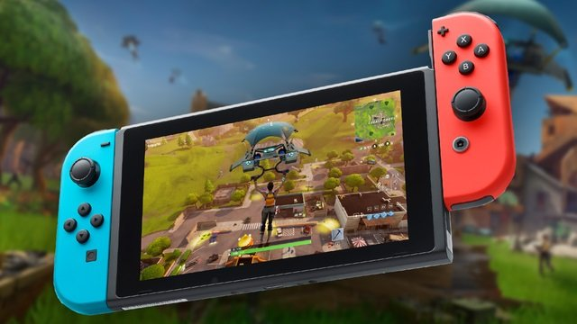 Fortnite - Nintendo Switch
