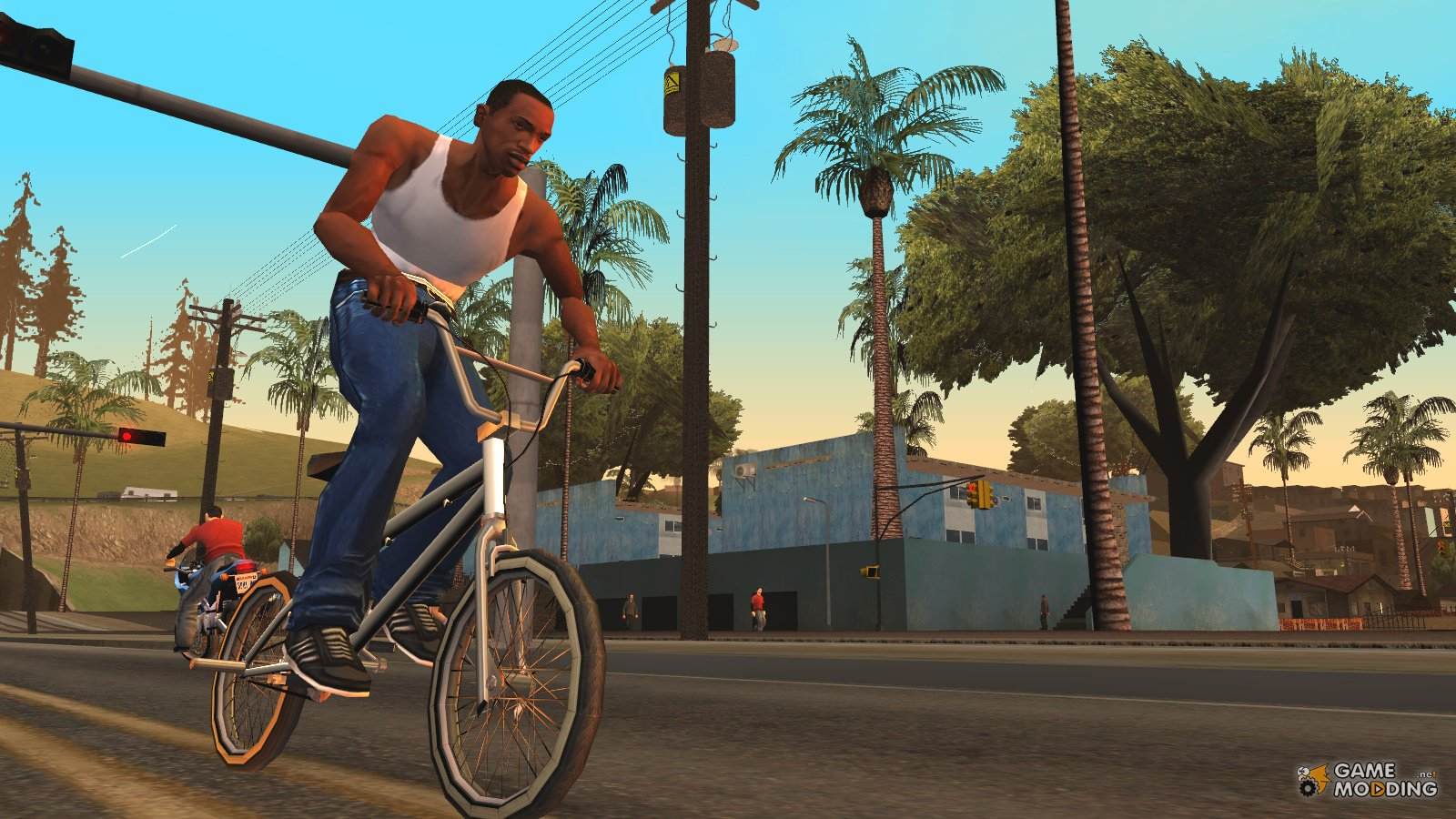 GTA San Andreas na Xbox One