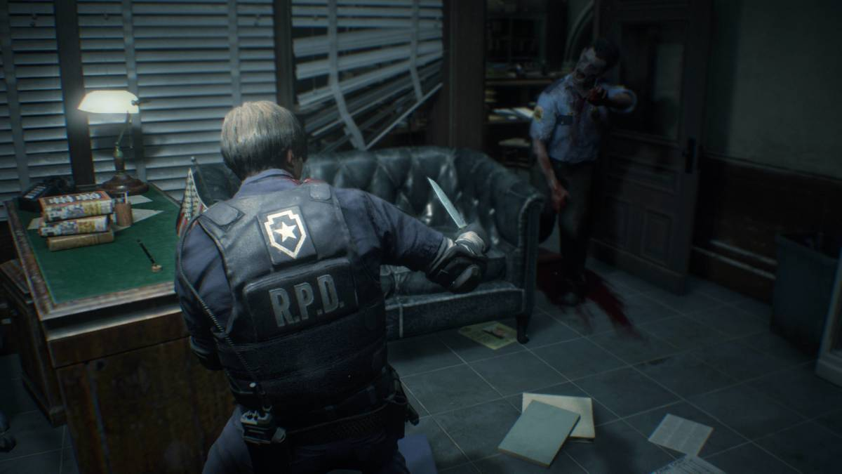 Resident Evil 2 Remake