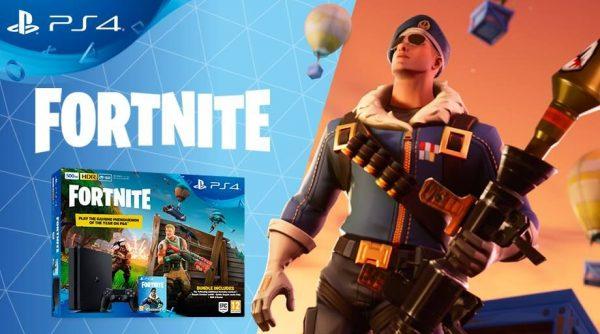 Fortnite PlayStation 4 Bundle