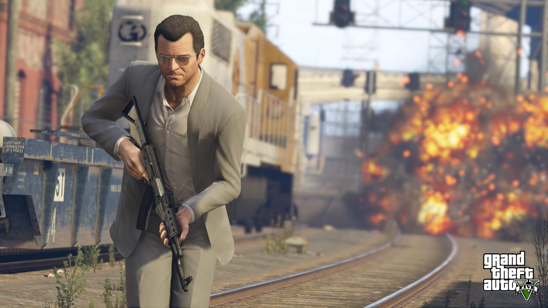 GTA V je i po pěti letech jedna z nejprodávanějších her