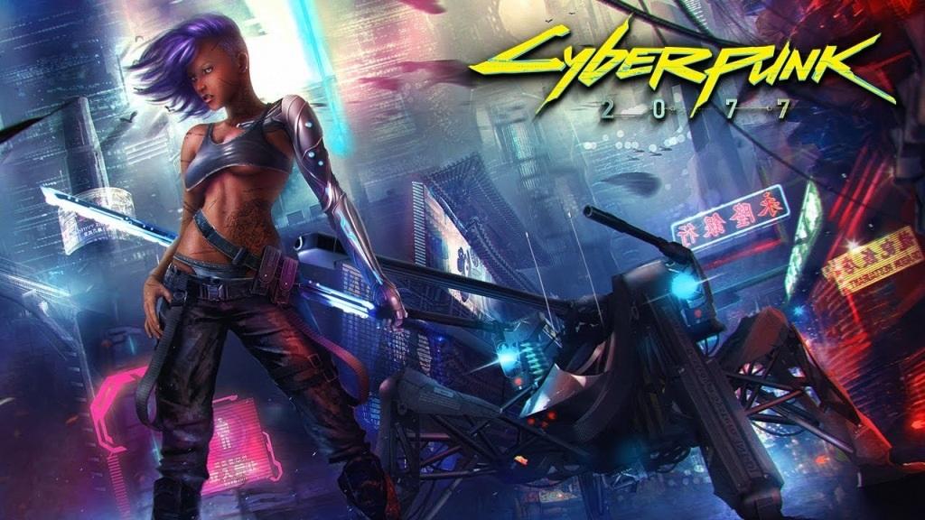 Cyberpunk 2077 na Gamescomu