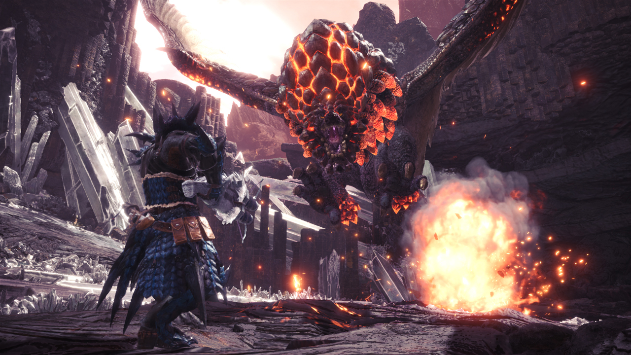 Monster Hunter World PC problémy