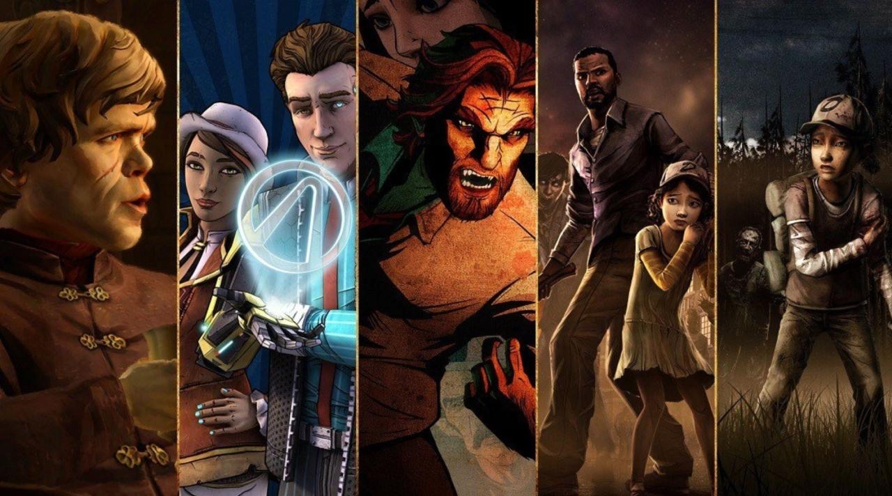Telltale Games končí s vývojem