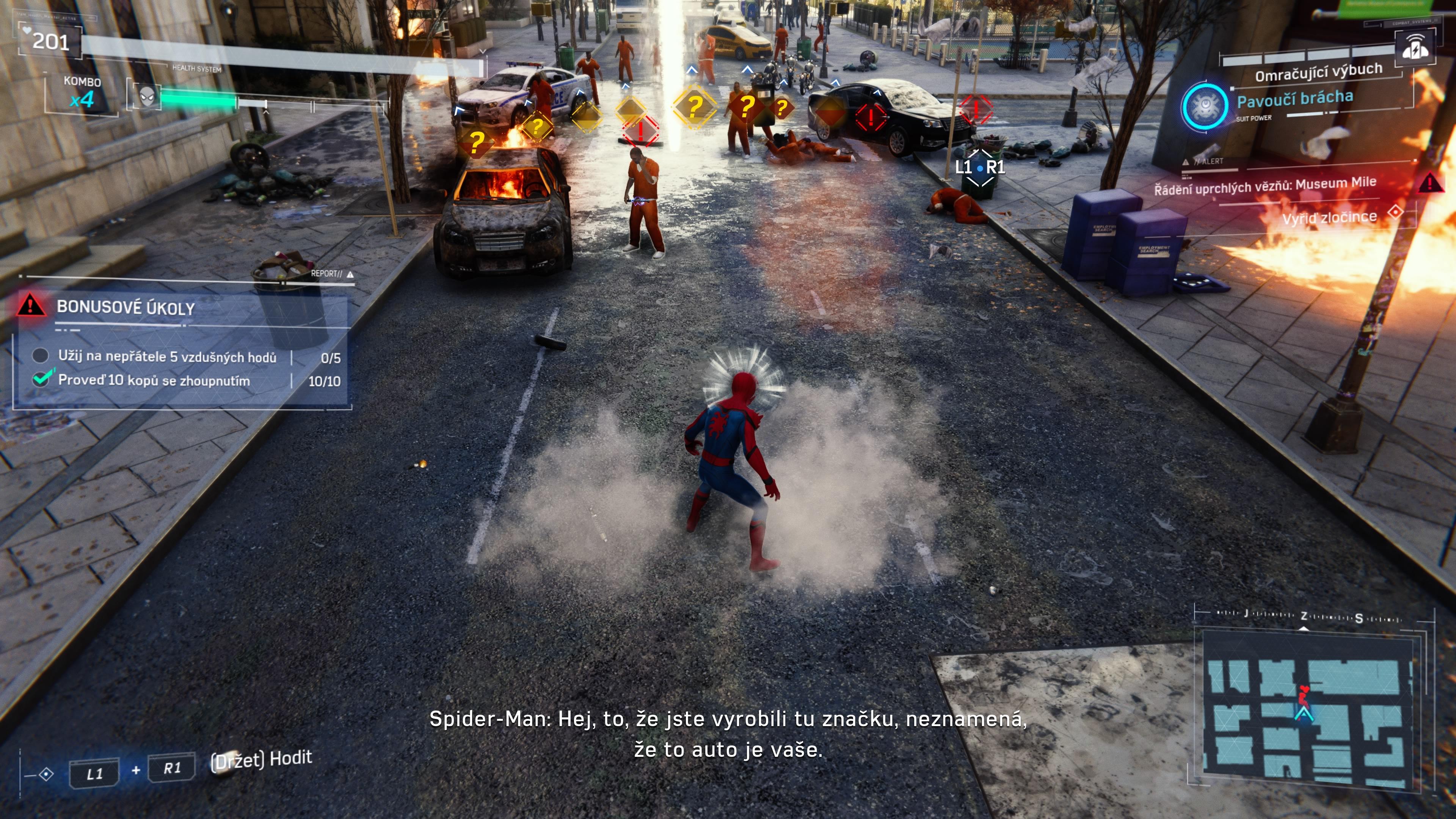 Spidermanovy hlášky