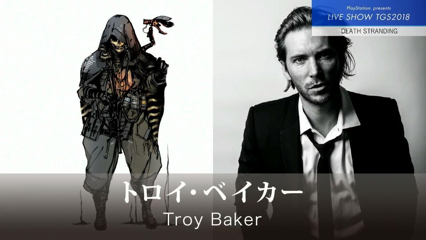 Death Stranding - Troy Baker