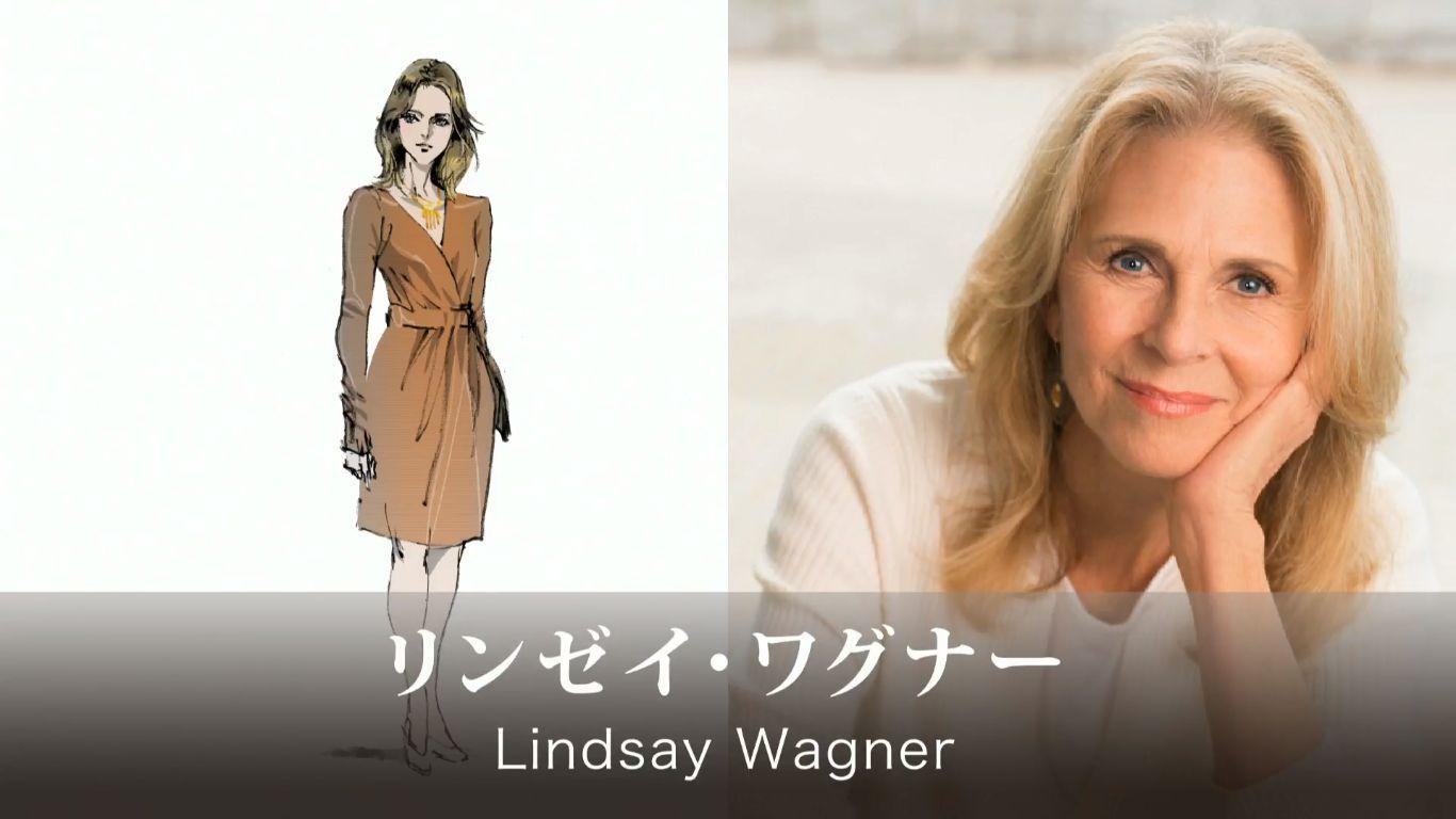 Death Stranding - Lindsay Wagner