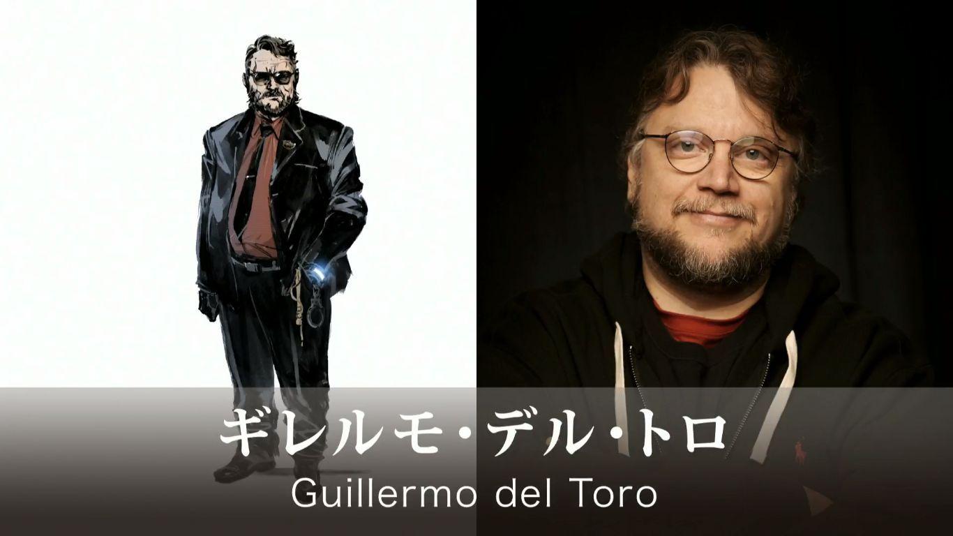 Death Stranding - Guillermo del Toro