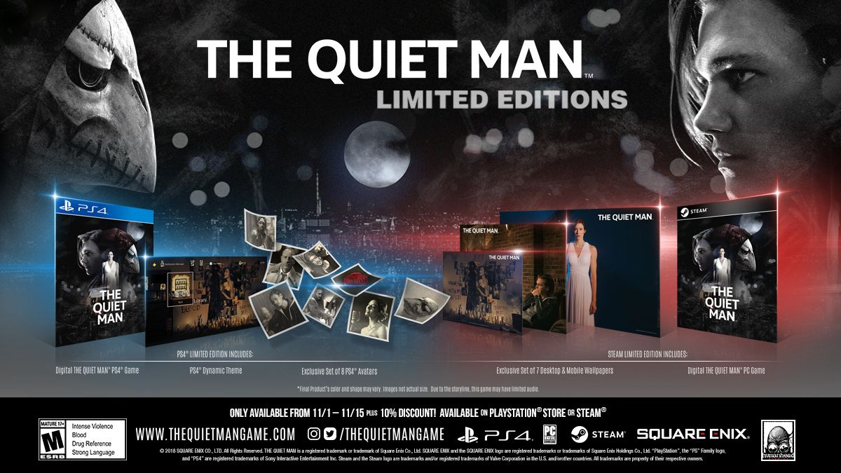 The Quiet Man - limited edition