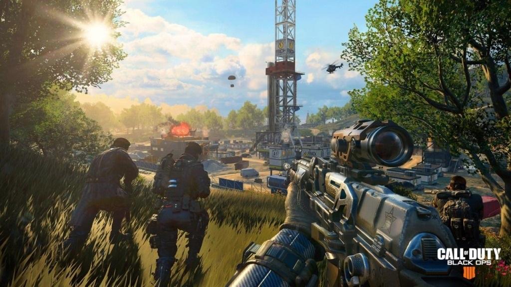 Black Ops 4 získalo několik rekordů během prvního dne vydání