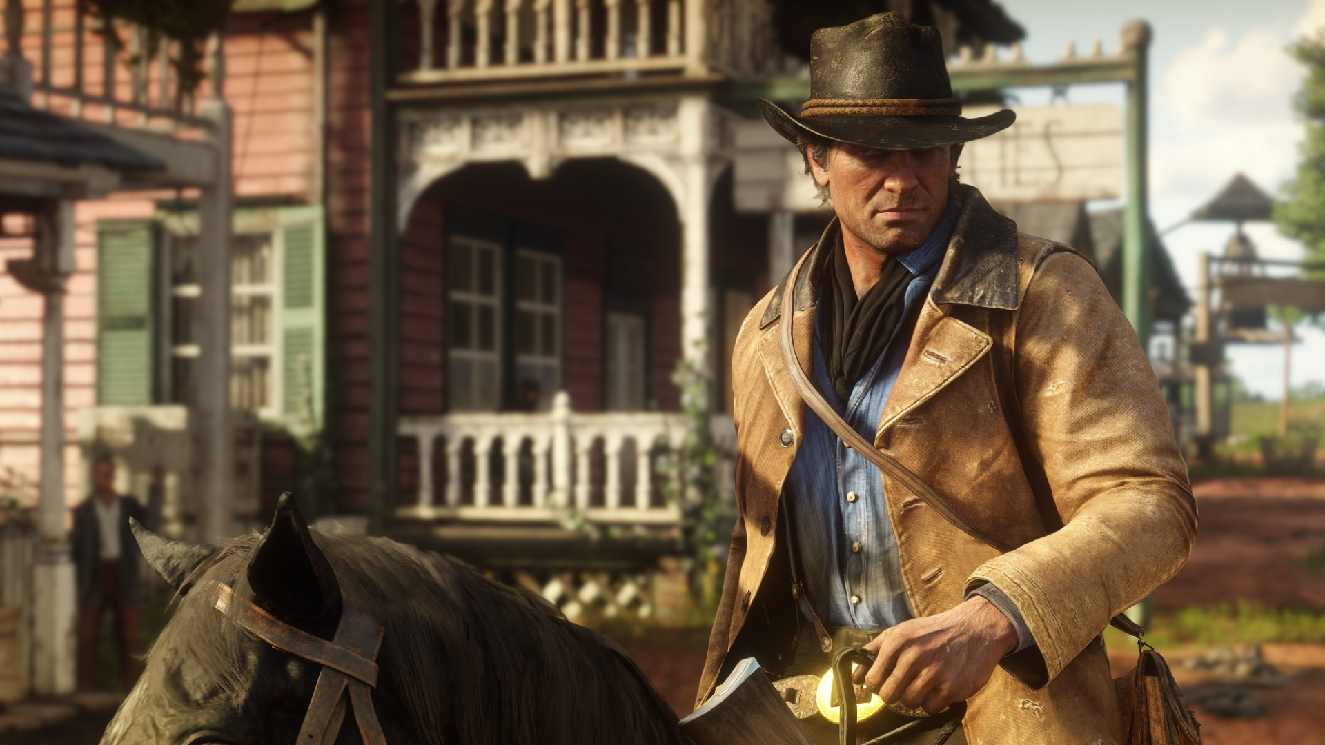 Red Dead Redemption 2 preload datum