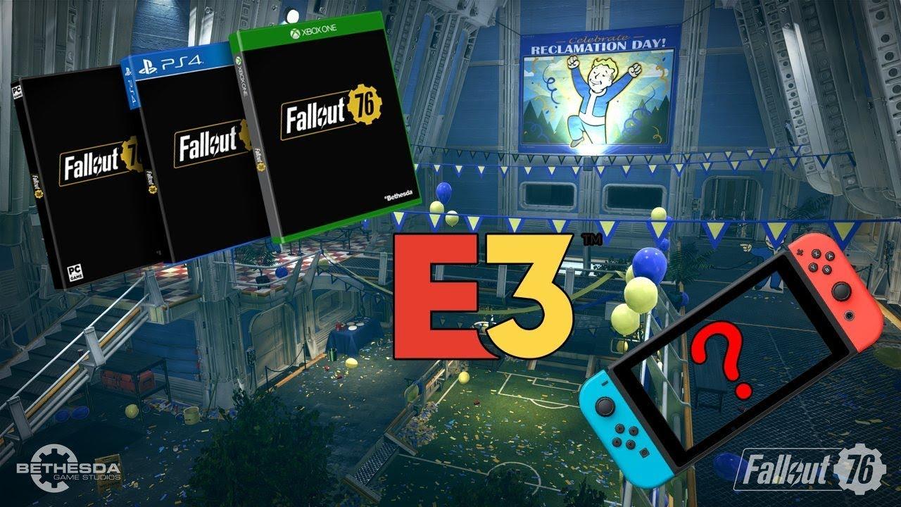 Fallout 76 nevyjde na Nintendo Switch
