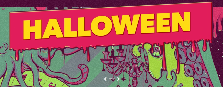 Halloween slevy v PS Store