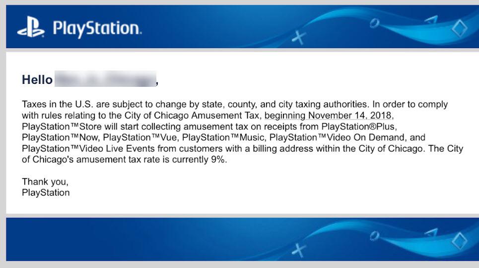 Zábavní daň v Chicago