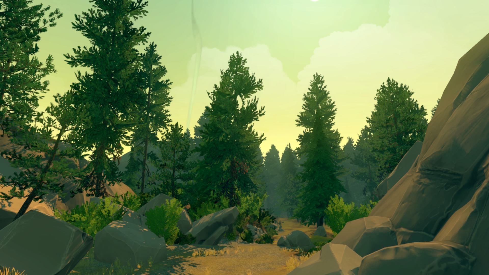 Recenze Firewatch na PlayStation 4