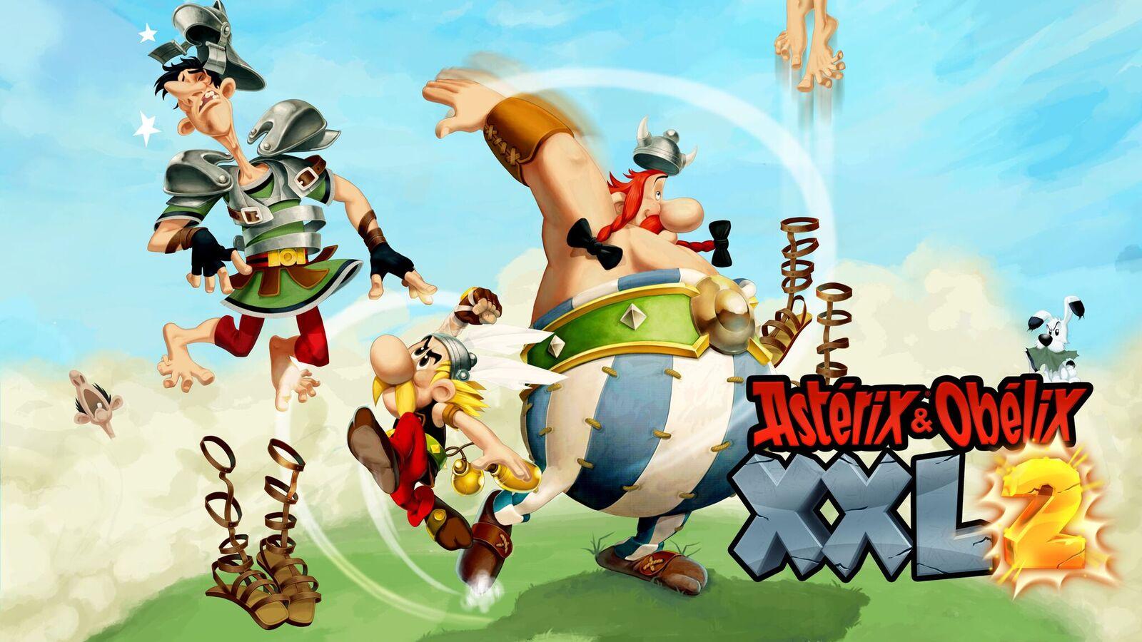 Asterix & Obelix XXL2 vychází