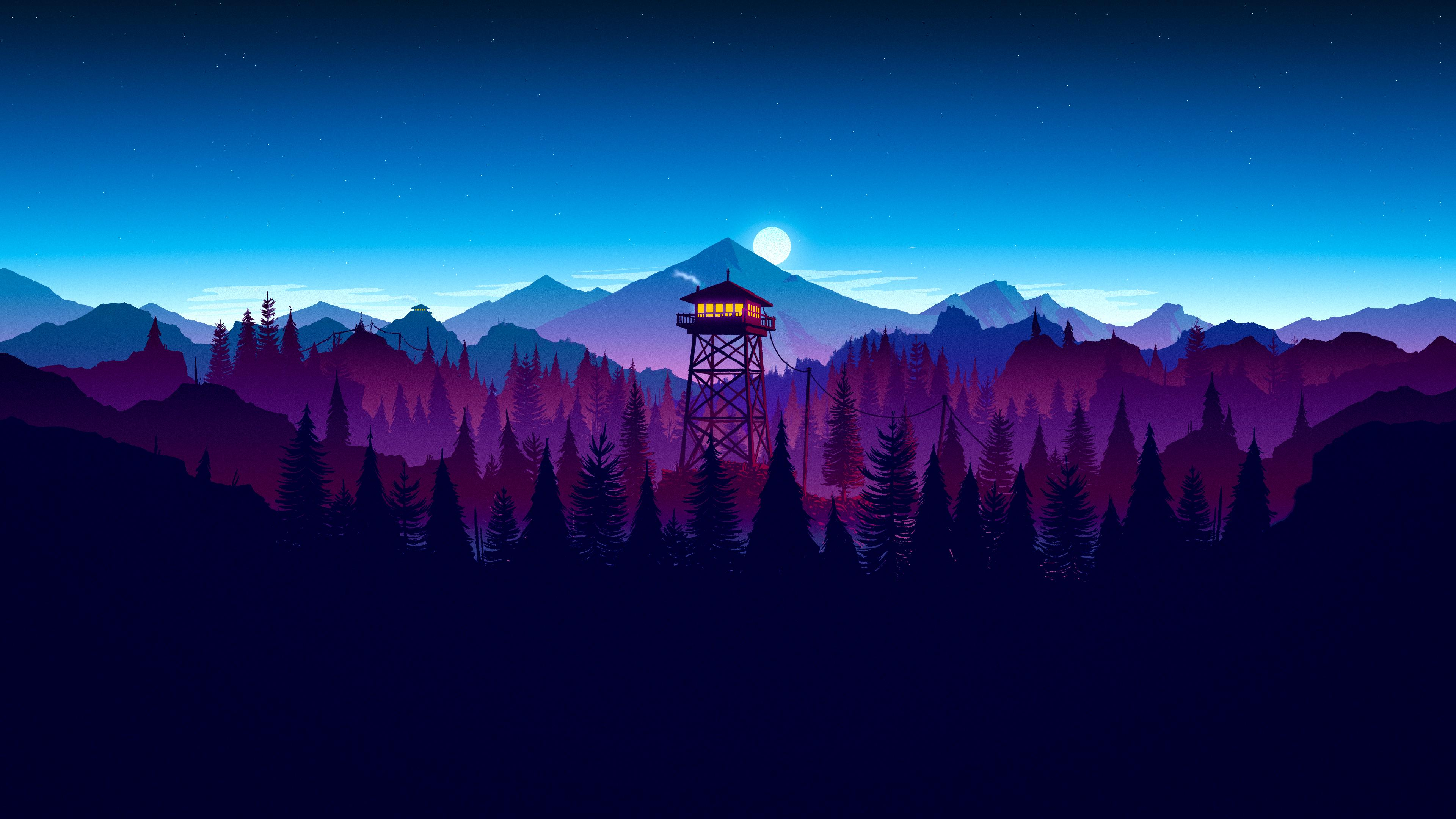 Firewatch na Nintendo Switch v prosinci