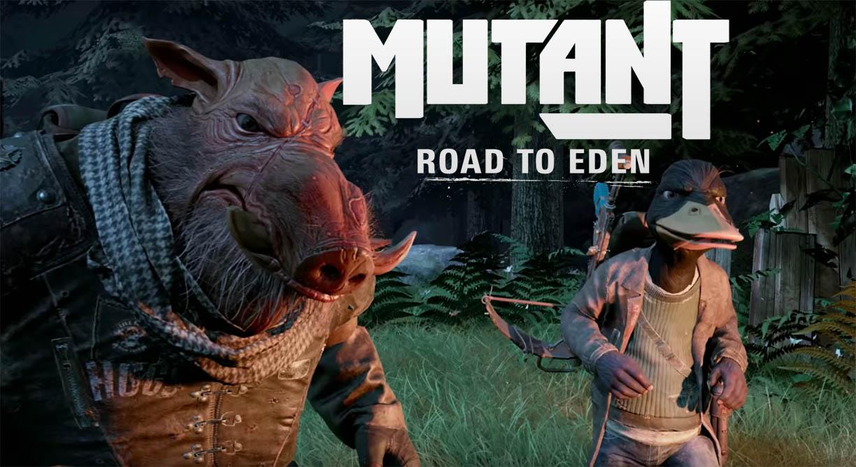 Mutant Yez Zero: Road to Eden s lepším rozlišením na xboxu a lepšími efekty na PS4