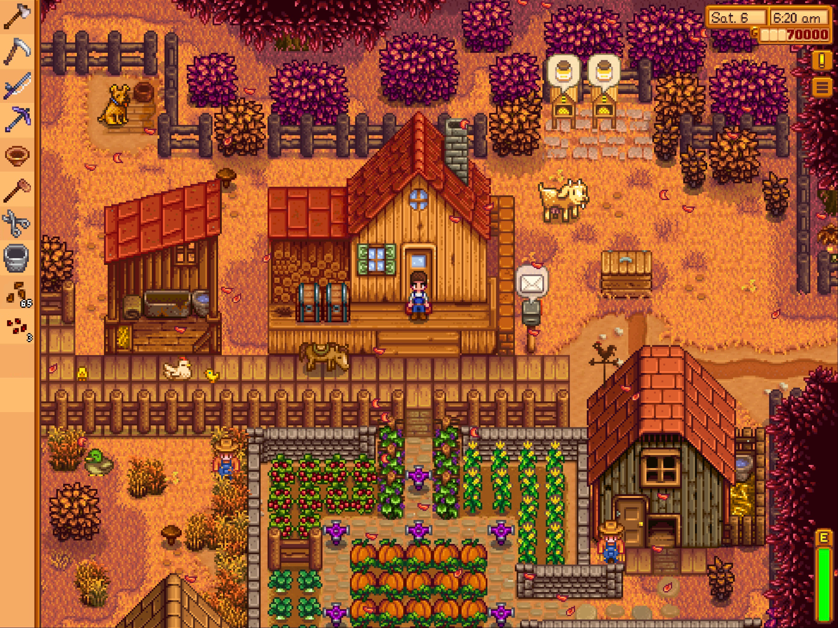 Eric Barone formuje tým pro Stardew Valley
