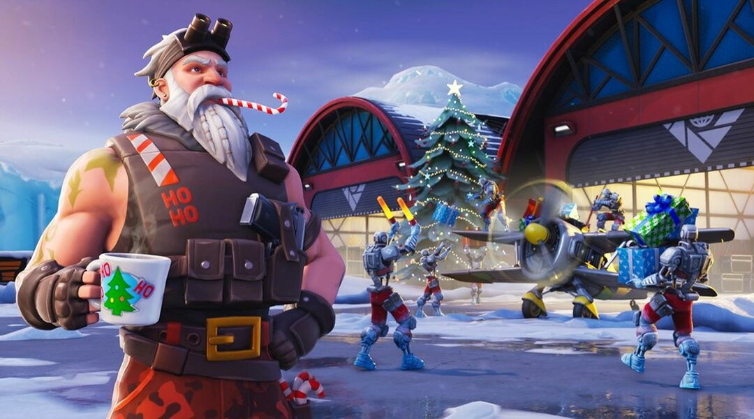 Fortnite 14 days of Fortnite