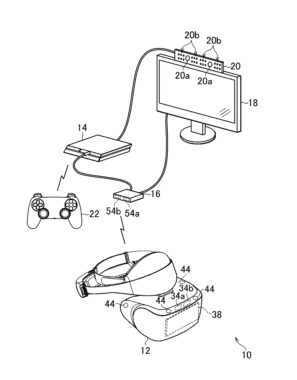 PlayStation VR (wireless)