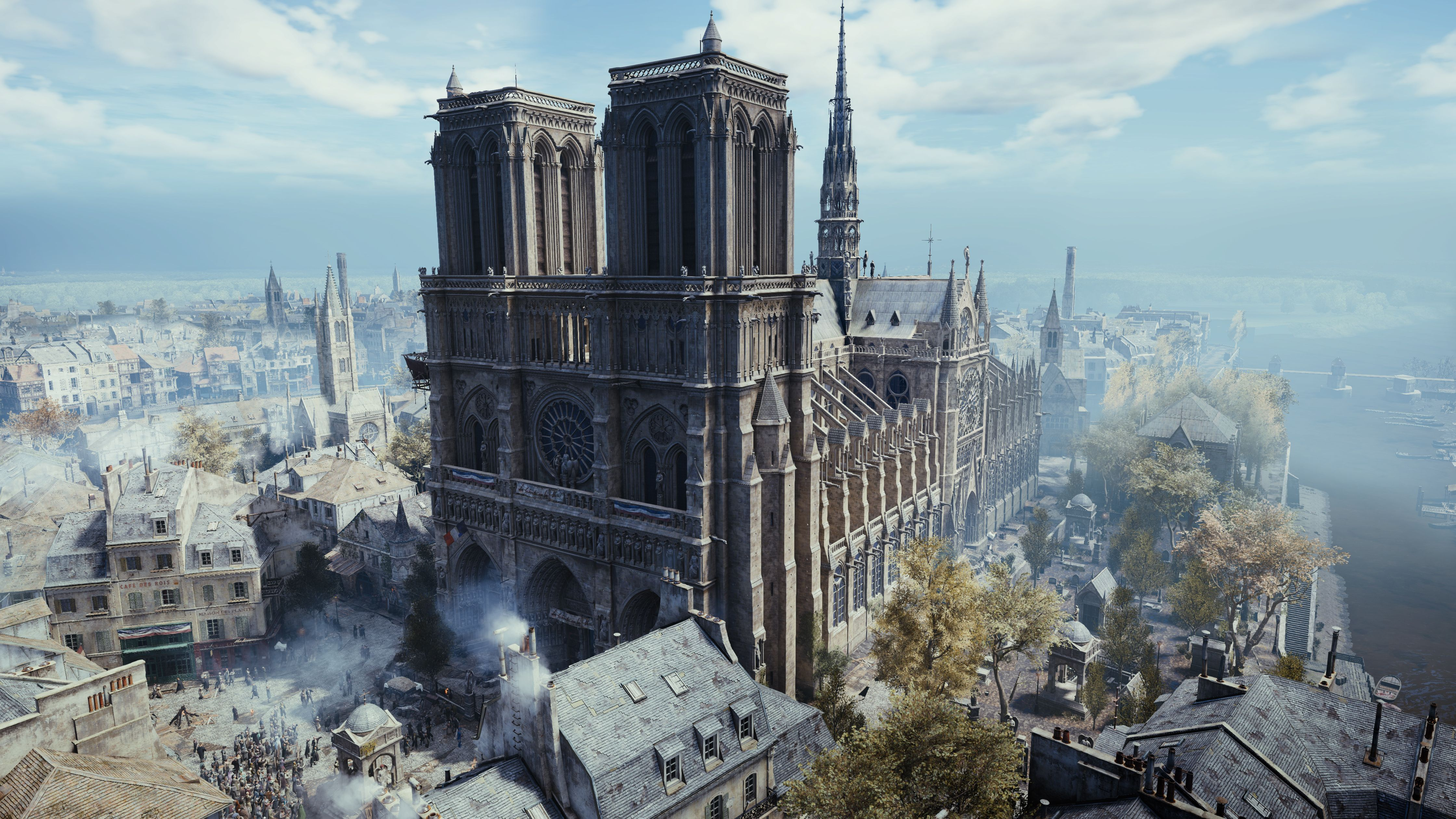Assassin's Creed: Unity - Notre Dame