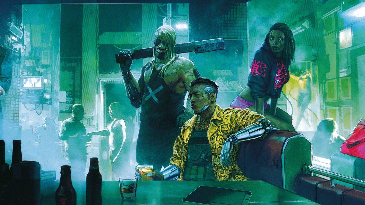 Cyberpunk 2077 uniklé datum