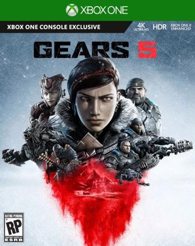 Gears 5 Boxart