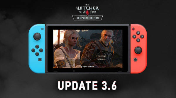 The Witcher 3 (Nintendo Switch) - Update 3.6