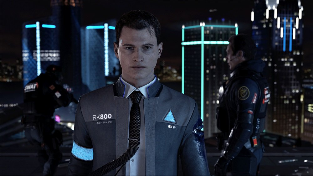 Connor v Detroit: Become Human