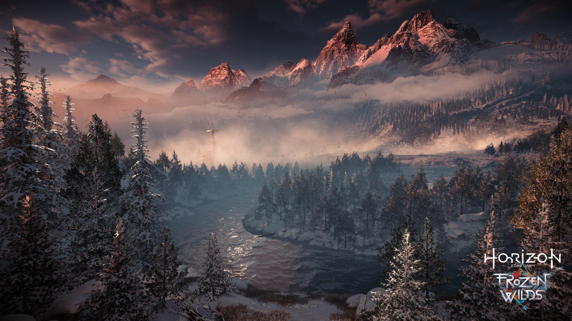 Frozen Wilds in Horizon