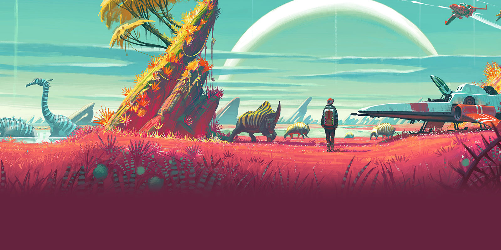 The worst game of 2016 - No Man's Sky