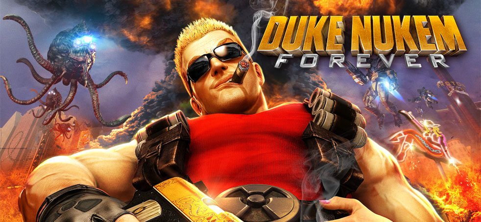 Duke Nukem Forever 15 years of development