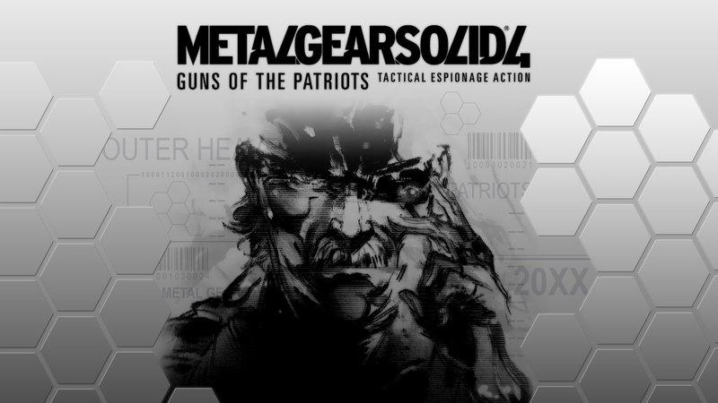 Metal gear solid oslaví desáté výročí