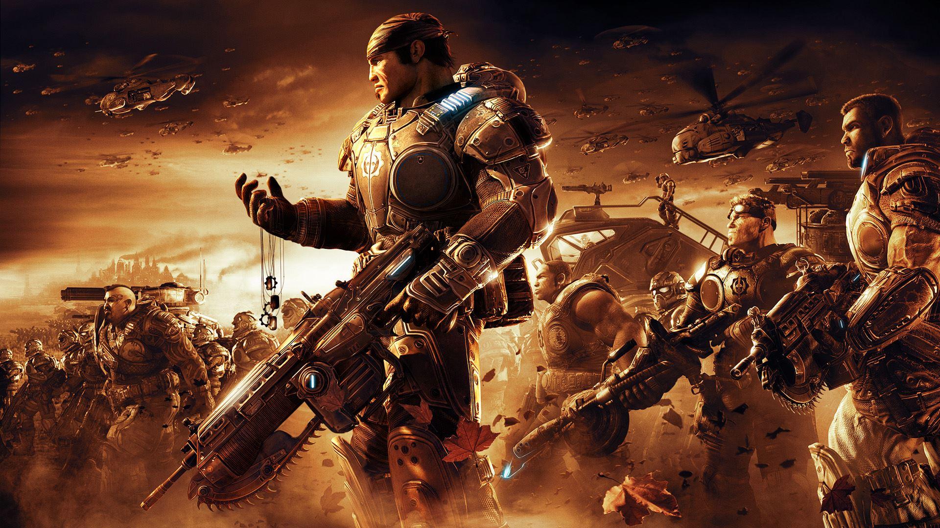 Gears of war 2 oslaví desáté výročí