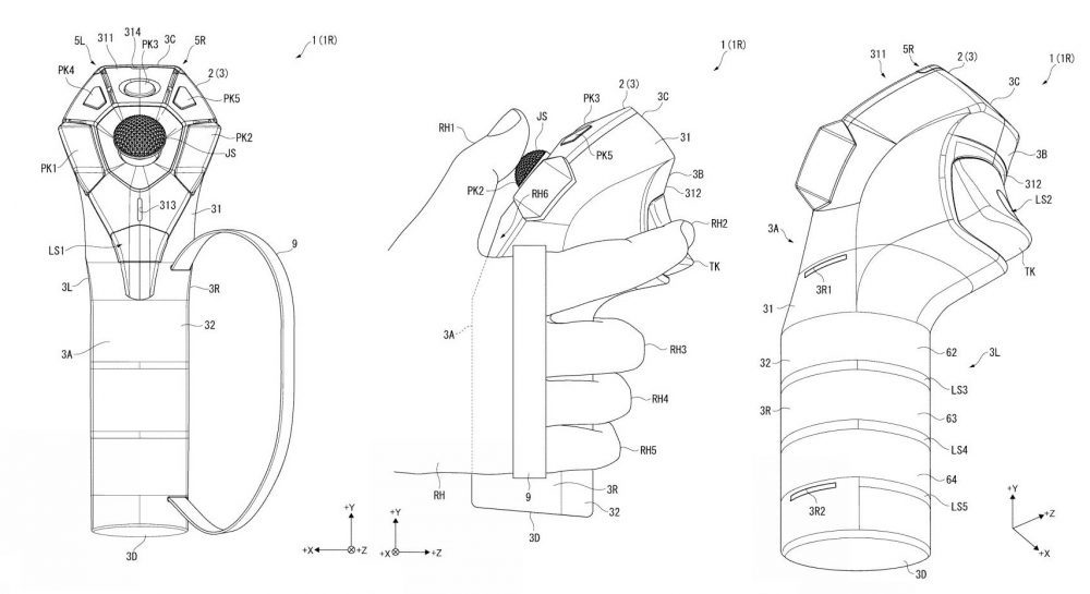 PlayStation Move - patent