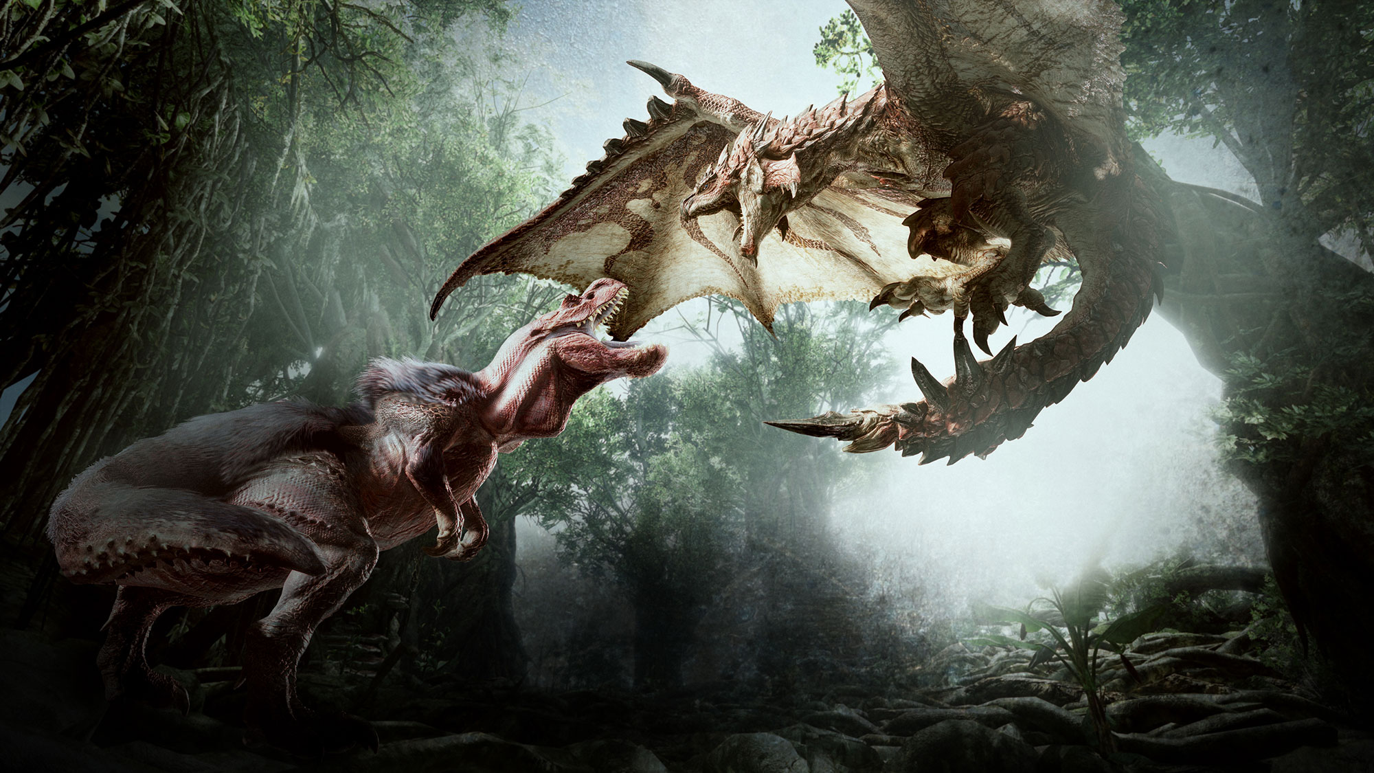 Monster Hunter World a successful title