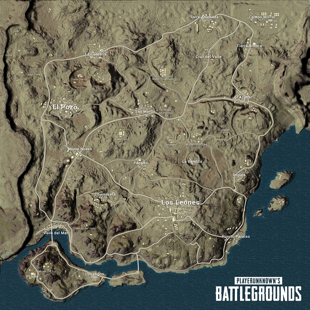 Gamers found a way how to remove the Miramar map from PUBG