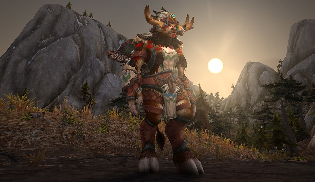 Highmountain Tauren