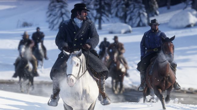 Red Dead Redemption 2 screenshots