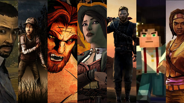 Telltale Games bundle