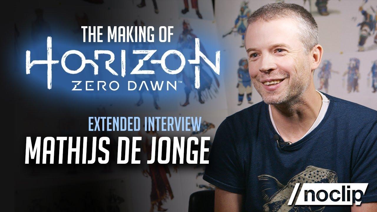 Rozhovor s Mathijs De Jonge