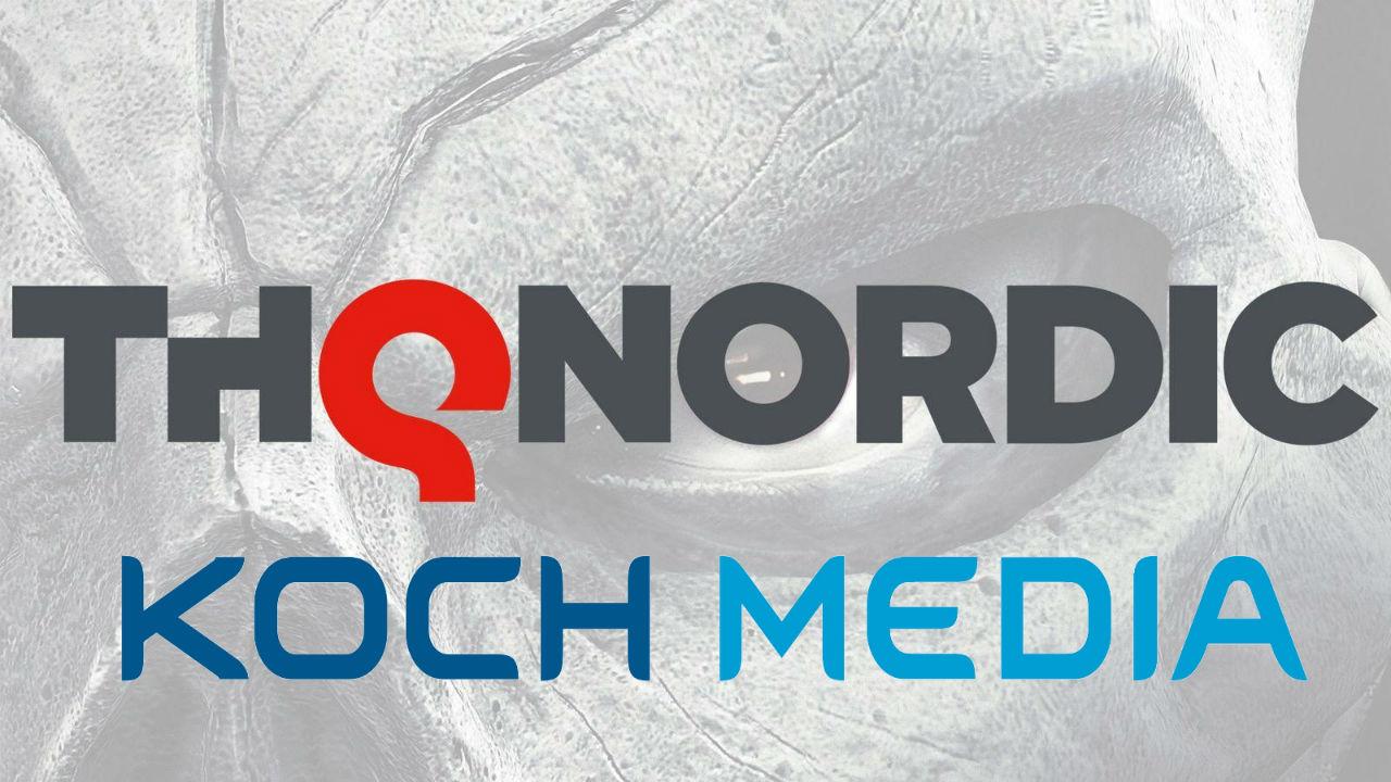 THQ Nordic Koch Media