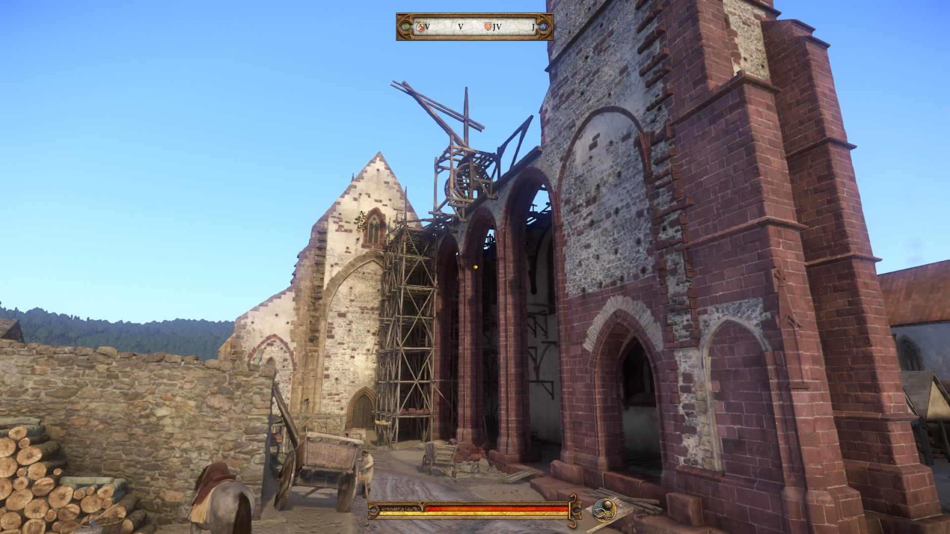 Kingdom Come: Deliverance - Sázavský klášter