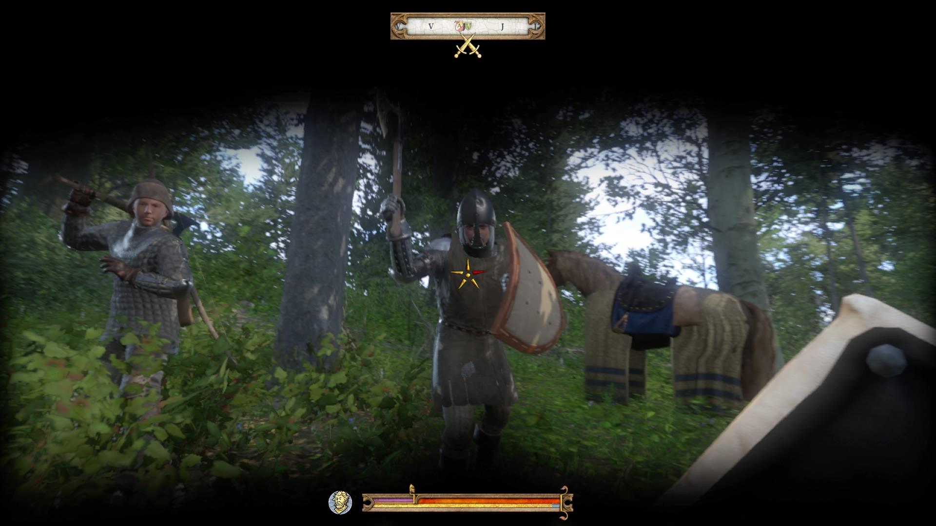 Kingdom Come: Deliverance - soubojový systém
